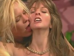 Funny lesbians with perky... porn video