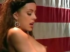 Hot army chick licking... porn video